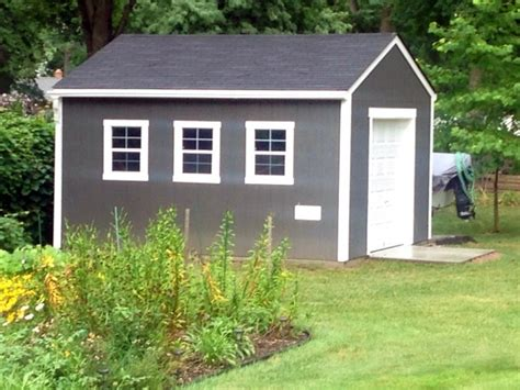 Shed 16 Reviews by 16x16 Shed For Maximum Storage 16x16 Aspen