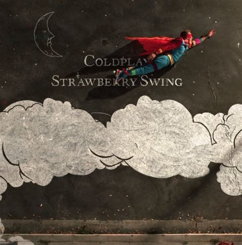 coldplay strawberry swing video coldplay news strawberry swing watch video trailer