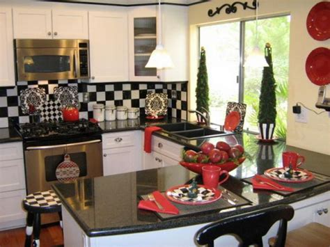 decorated kitchen ideas unique kitchen decorating ideas for christmas family