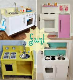 Play Kitchen Ideas Diy Play Kitchen Project Ideas Dans Le Lakehouse