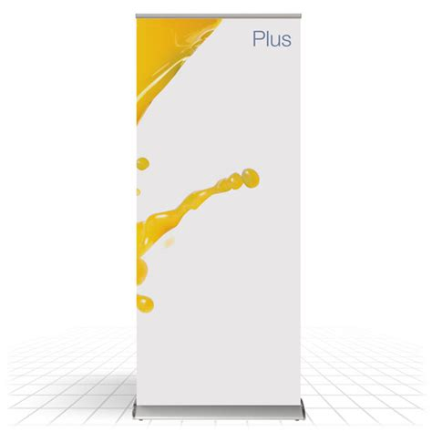 Portable Work Lights Plus Roller Banner Stand