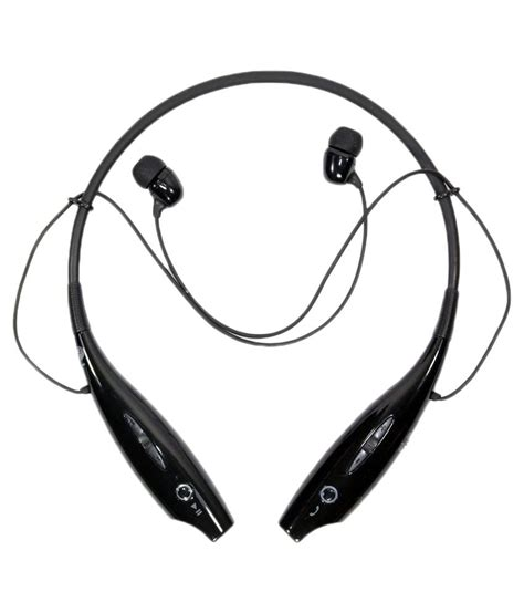 Headset Bluetooth Lg Hbs 730 Lg Hbs 730 Wireless Bluetooth Headset Black Buy Lg Hbs