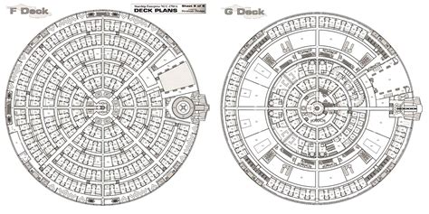 Uss Enterprise Floor Plan | would you like a bsg style reboot of star trek page 3