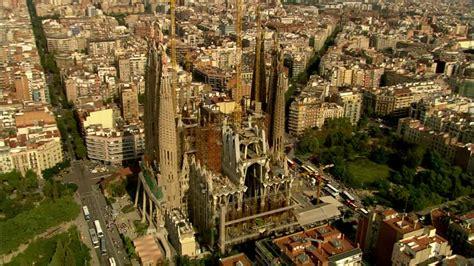 Sagrada Família / Barcelona / Spain   HD Stock Video 655