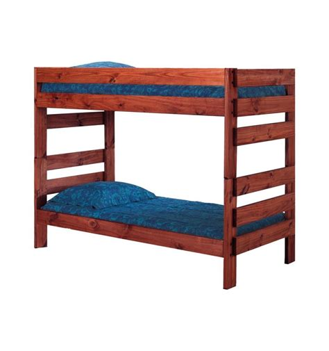 opens into bunk bed open stackable bunk 4016f simply woods