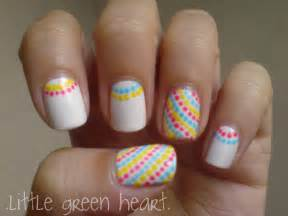 cute and easy nail designs for short nails pictures to pin