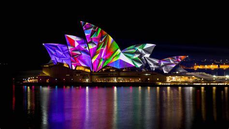 lights show house sydney opera house light show 4k wallpaper 1080p wallpaper