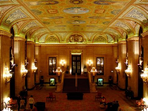 palmer house chicago file palmer house chicago interior jpg