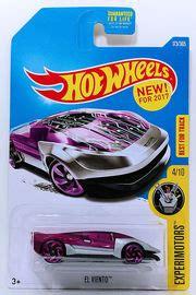 Wheels El Viento Diecast el viento model cars hobbydb