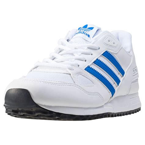 adidas white shoes adidas zx 750 mens trainers white blue new shoes ebay