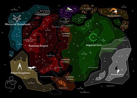 galaxy map raastiian galaxy map by thequantumtoast on deviantart