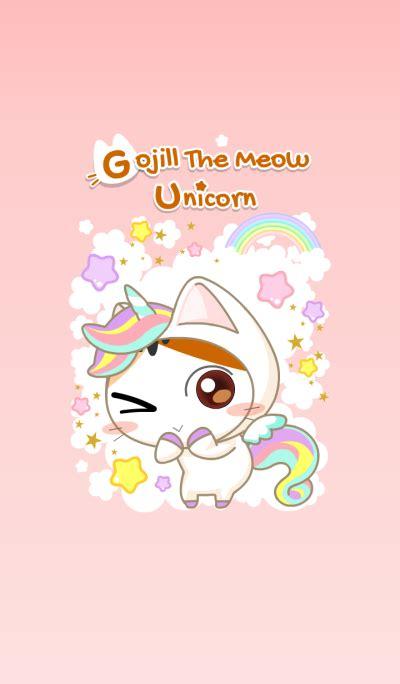 Theme Line Unicorn   line คร เอเทอร ธ ม gojill the meow theme unicorn