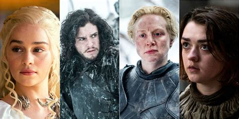 cast game of thrones episodes il trono di spade identikit del cast prima di game of