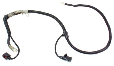 alternator wiring harness 05 08 audi a4 2 0t genuine