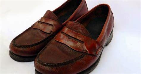 Kualitas Bagus Bourzu Russel 2 In 1 Genuine Leather kopinostalgia vintage collectibles sold sepatu kulit vintage rockport 174 sz 43
