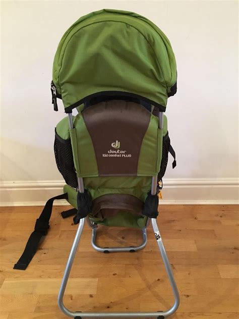 deuter kid comfort i deuter kid comfort plus carrier excellent condition in