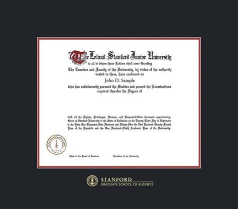Cosmetic Mba Graduate School by Custom Diploma Frames Certificate Frames Framing