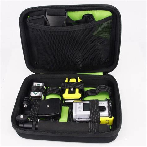 shockproof carrying case bag  sony action cam hdr