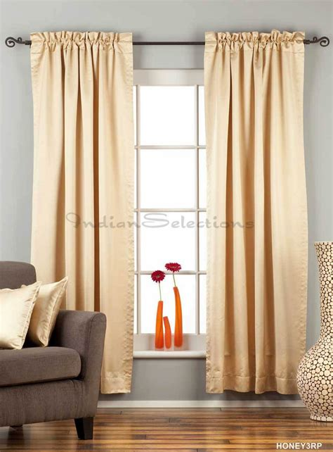 Springs Global Curtains Springs Global Us Inc Style Selections One Rod Pocket Curtain Panel Enna Stripe