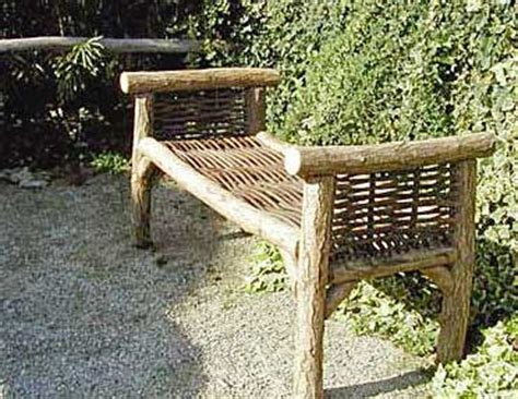 willow bench 1000 ideas about willow weaving on pinterest weaving