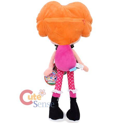 Lalaloopsy Pillow Doll by Lalaloopsy Bea Jumbo Plush Doll 26 Quot Pillowtime Pals Cuddle Pillow Orange Hair Ebay