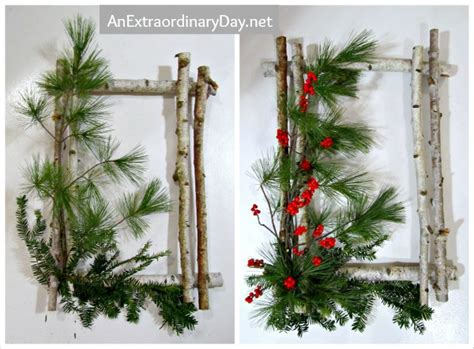 how to make a wreath from branches how to create a birch wreath for an extraordinary day