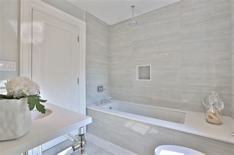 Tivoli Bathrooms tivoli series transitional bathroom toronto by cercan tile inc