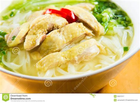 design love fest chicken noodle soup pho ga chicken noodle soup royalty free stock photography