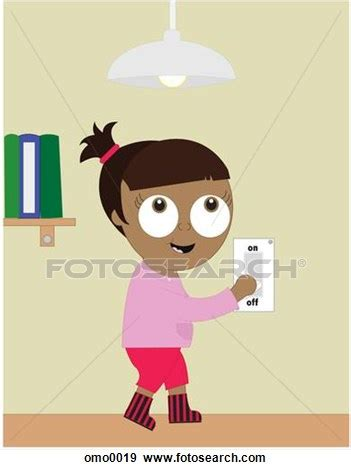 turn on the phone light turn lights clipart