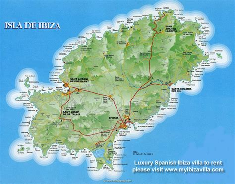 printable ibiza road map large ibiza maps for free download and print high