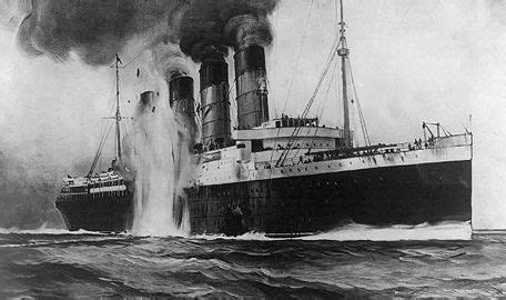 german u boat sinks the lusitania cause and effect pin by lillian kerrigan on wwii pinterest