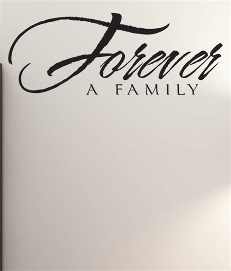 Wall Sticker Wallsticker Forever Friendship Sk7097 forever a family quote wall sticker world of wall stickers