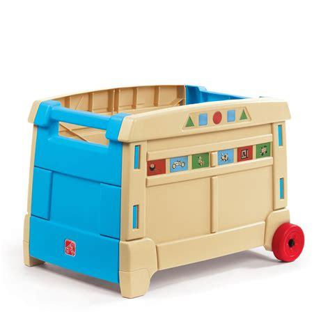 Toys Box lift roll box box step2