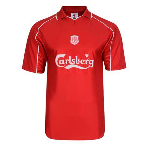 Jersey Retro Liverpool 93 liverpool 2000 shirt liverpool retro jersey score draw