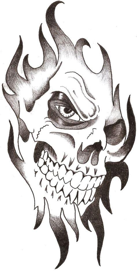simple skull tattoo design skull tattoos world of tattoos skull quotes that i