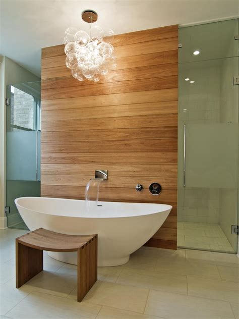spa bathroom design pictures 15 dreamy spa inspired bathrooms hgtv freestanding tub
