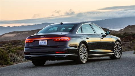 2019 Audi A8 Features by 2019 Audi A8 Drive Review Automobile Magazine