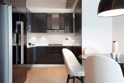 american signature furniture corporate office kitchen lui design associates residential interior modern