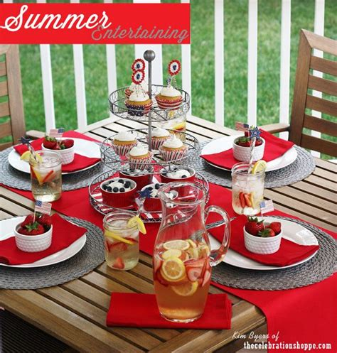 valentine039s day table decorations 17 best images about memorial day bbq on