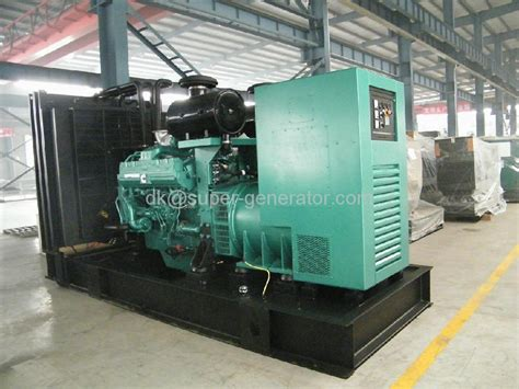 cummins diesel generator silent generators 1500kva qsk60