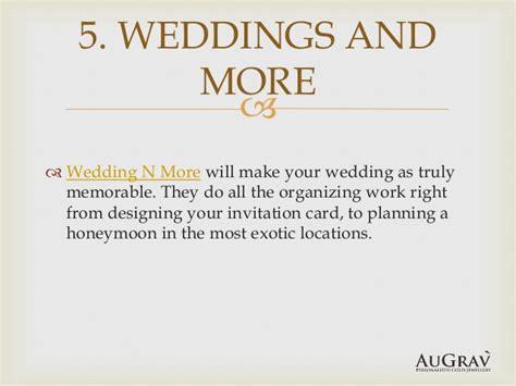 Wedding Planner Hyderabad by The Best 10 Wedding Planners In Hyderabad