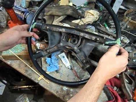 Steering Wheel For Pc Apk Cracked Vw Karmann Ghia Steering Wheel Repair Part 2