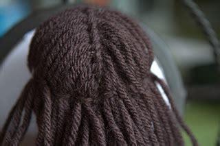 rag doll hair diy quaint and rag doll tutorial hair