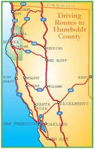 humboldt county california map 1000 images about humboldt county california on