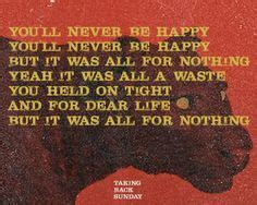 swing lyrics taking back sunday taking back sunday on pinterest brand new lyrics the