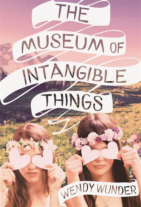 cubierta revelada the museum of intangible things por wendy wunder el extra 241 o gato del cuento