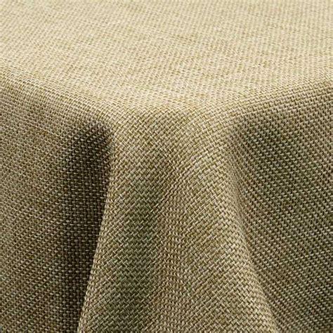 burlap table linens faux burlap tablecloths