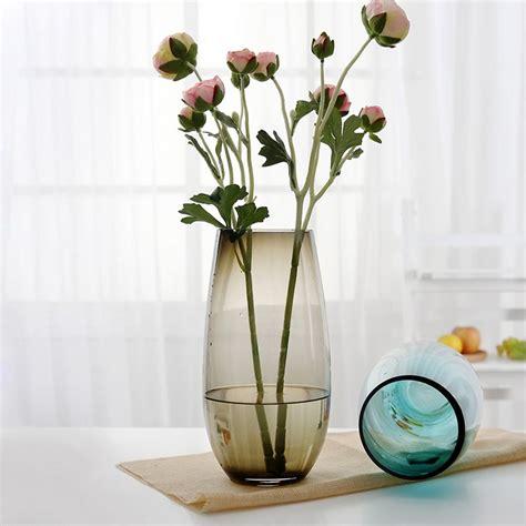 Idee Deco Grand Vase Transparent by Le Grand Vase Design 31 Id 233 Es Pour Un Look Moderne