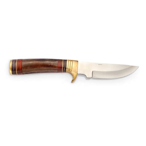 bone knife handles szco 174 classic pro bone handle knife 619292 fixed