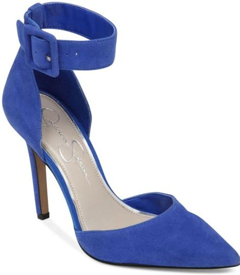 cobalt high heels heels pumps high heels in blue cobalt